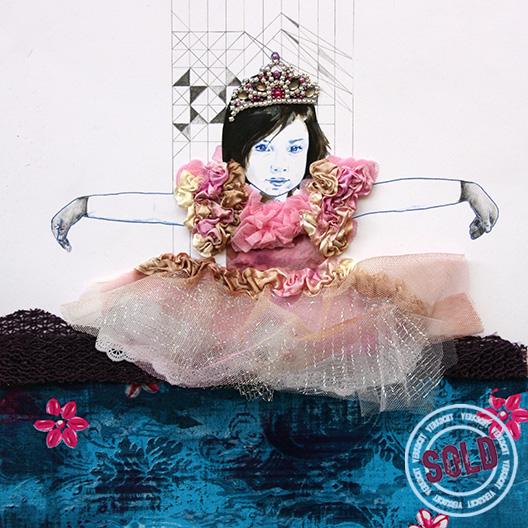 The swan princess_groot